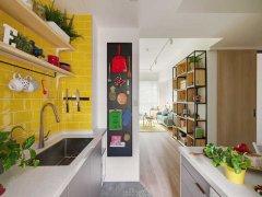 昆明小户型公寓装修效果图