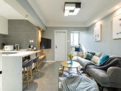 呈贡49平小户型公寓装修效果图